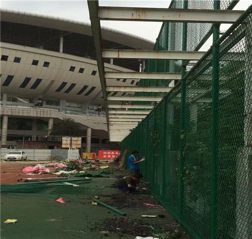 长沙贺龙体育馆