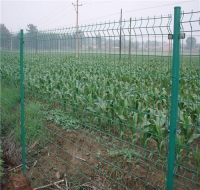 湘潭三角折弯护栏网